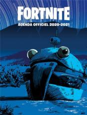 Fortnite ; agenda officiel (édition 2020/2021) - Couverture - Format classique
