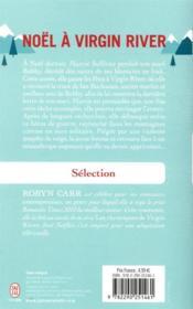 Noël à Virgin River - 4ème de couverture - Format classique