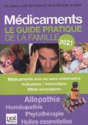 Médicaments (édition 2021) - Couverture - Format classique