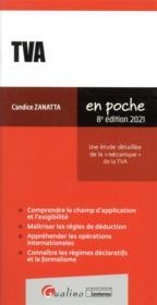 TVA (édition 2021) - Couverture - Format classique