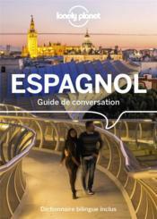 Guide de conversation espagnol 12ed - Couverture - Format classique