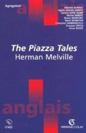 Herman Melville ; The Piazza Tales 1856 - Couverture - Format classique