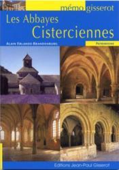 Les abbayes cisterciennes - Couverture - Format classique