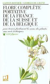 telecharger Flore complete portative de la France, de la Suisse et de la Belgique livre PDF en ligne gratuit