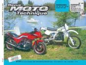 Rmt 49 Husqvarna 125-240-390-430wr/Kawa Z-Gpz 750 - Couverture - Format classique
