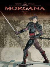 Morgana T.1 ; La Porte Du Ciel - Intérieur - Format classique