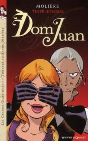 Dom Juan - Couverture - Format classique