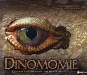 Dinomomie ; la momie d'un dinosaure livre ses secrets ! - Couverture - Format classique
