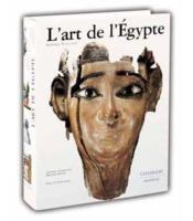 L'art de l'egypte - Couverture - Format classique