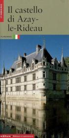 Le chateau d'azay-le-rideau -italien - Couverture - Format classique