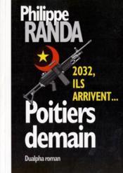 Poitiers demain - Couverture - Format classique