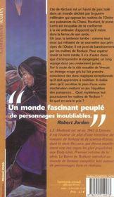 Le monde de Recluce t.1 ; le banni de Recluce - 4ème de couverture - Format classique