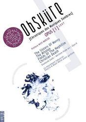 Obsküre ; chroniques des musiques sombres t.1 (édition 2007) - Intérieur - Format classique