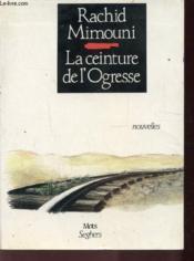 La Ceinture De L'Ogresse - Couverture - Format classique