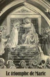 Le triomphe de Marie - Couverture - Format classique