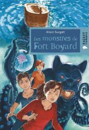 Les monstres de Fort Boyard - Couverture - Format classique