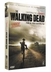 The Walking Dead - L'Intégrale De La Saison 2 - Couverture - Format classique