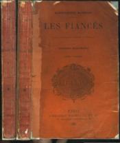 Les Fiances. Tomes I Et Ii. - Couverture - Format classique