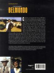 Encyclopédie Belmondo - 4ème de couverture - Format classique