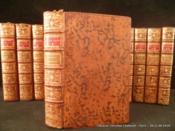 Oeuvres choisies de Le Sage avec figures. 15 volumes. - Couverture - Format classique