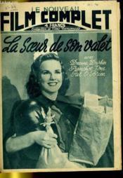 Le Nouveau Film Complet N° 44 - Le Sour De Son Valet - Couverture - Format classique
