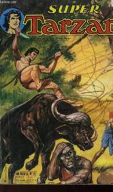Super Tarzan N°31 - Couverture - Format classique