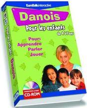 Danois Pour Les Enfants De 4 A 7 Ans - Intérieur - Format classique