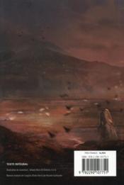 Shannara ; INTEGRALE T.1 A T.3 - 4ème de couverture - Format classique