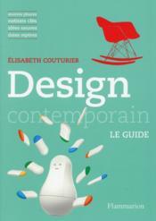 Design contemporain - Couverture - Format classique