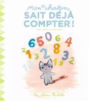 Mon chaton sait déjà compter ! - Couverture - Format classique