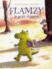Flamzy le petit dragon - Couverture - Format classique