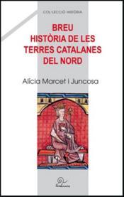 Breu historia de les terres catalanes del nord - Couverture - Format classique