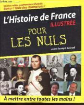 L'histoire de France pour les nuls. bonus ! Quiz des champions ! À mettre entre toutes les mains ! - Couverture - Format classique
