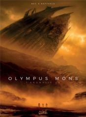 Olympus Mons T.1 ; anomalie un - Couverture - Format classique