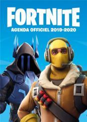 Fortnite agenda officiel (édition 2019/2020) - Couverture - Format classique