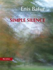 Simple silence - Couverture - Format classique