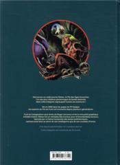 Rahan ; INTEGRALE VOL.24 - 4ème de couverture - Format classique