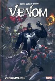 Venom verse - Couverture - Format classique