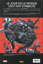 Venom verse - 4ème de couverture - Format classique