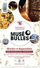 GUIDE PETIT FUTE ; REGION ; Drôme - Ardèche (édition 2021) - 4ème de couverture - Format classique