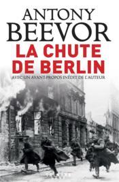 La chute de Berlin - Couverture - Format classique