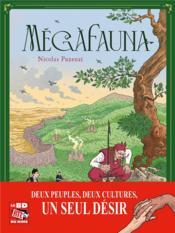 Mégafauna - Couverture - Format classique