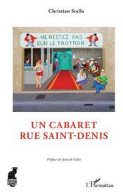 Un cabaret rue saint-denis - Couverture - Format classique