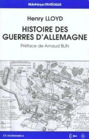 Histoire De La Guerre De 7 Ans - Couverture - Format classique