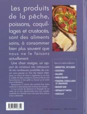 Poissons coquillages crustaces - 4ème de couverture - Format classique