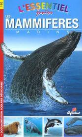Les mammifères marins - Intérieur - Format classique