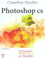 Photoshop Cs, Techniques De Studio - Intérieur - Format classique