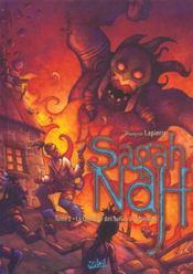 Sagah-nah t.2 ; la confrerie des tueurs de monstres - Intérieur - Format classique