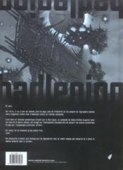 Bad Legion T.1 ; Lamia - 4ème de couverture - Format classique