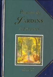 Passion des jardins - citations - Intérieur - Format classique